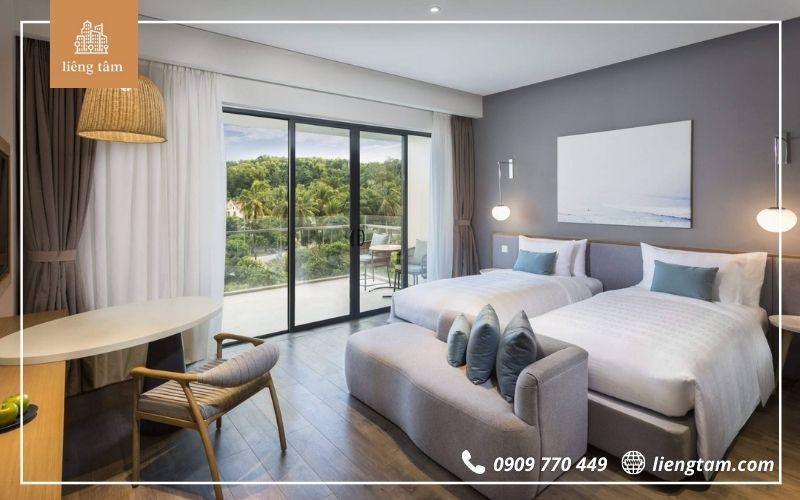 Căn hộ Junior Suite Room của dự án Premier Residences Phú Quốc Emerald Bay